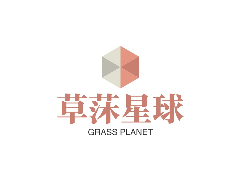 草莯星球logo设计