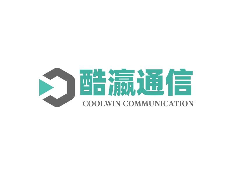 酷瀛通信logo设计
