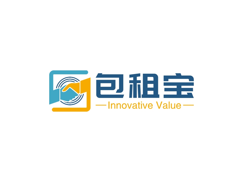 包租宝logo设计