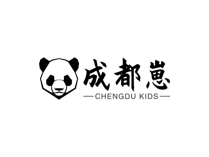 成都崽logo设计