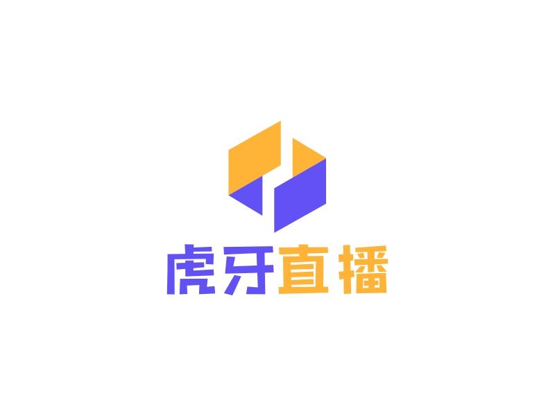 虎牙 直播logo设计