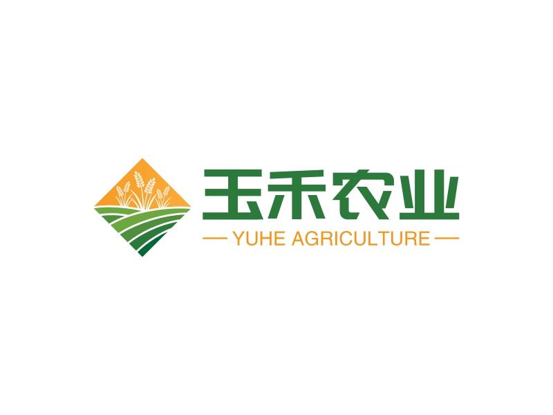 玉禾农业LOGO设计