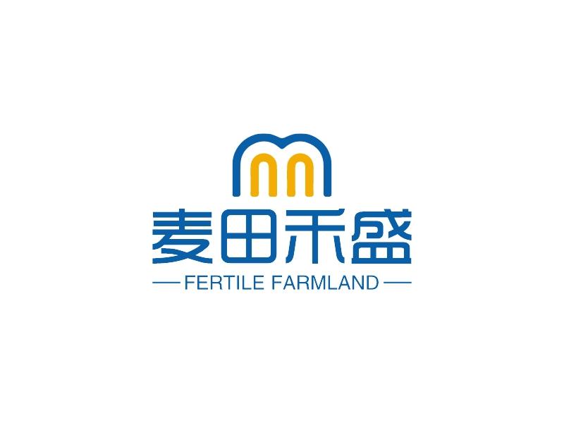 麦田禾盛logo设计