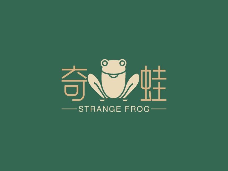 奇蛙LOGO设计