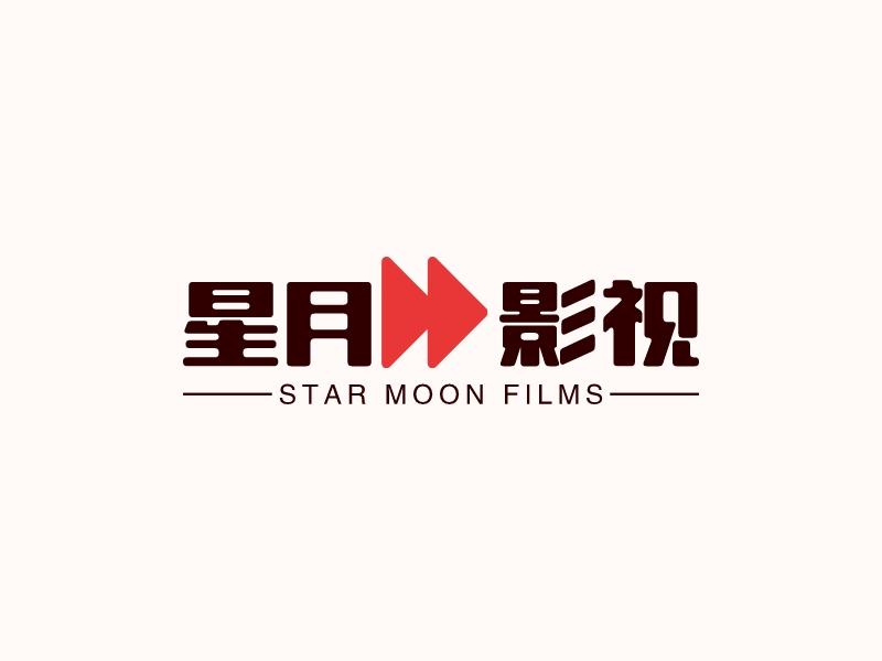 星月影视LOGO设计