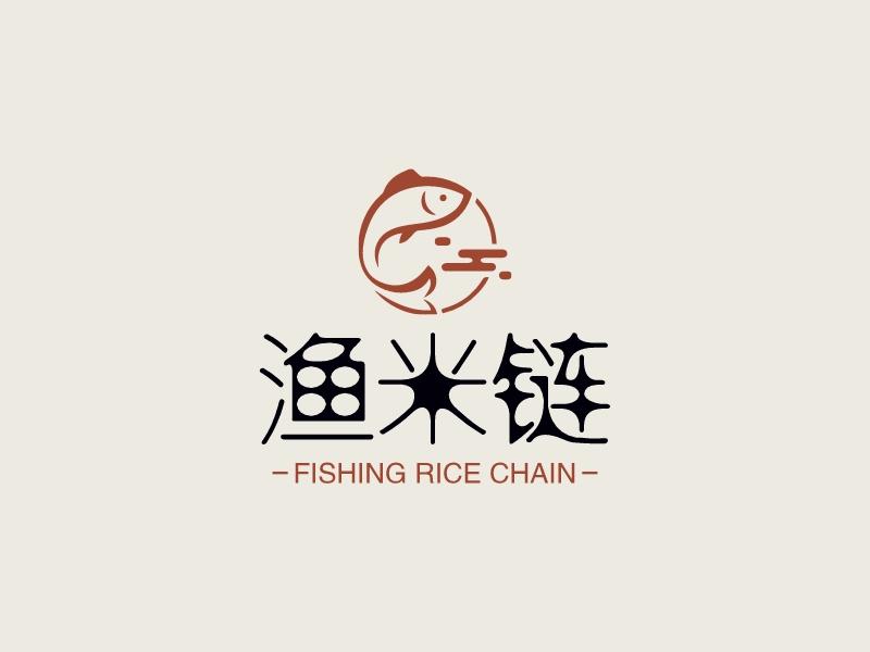 渔米链LOGO设计